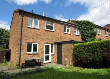 Thumbnail 2 bedroom end terrace house for sale in Tiddington Close, Castle Bromwich, Birmingham