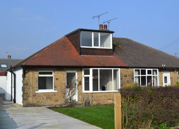 Thumbnail 3 bed semi-detached bungalow for sale in Southlands Grove, Thornton, Bradford