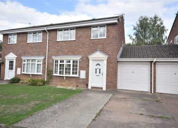 Thumbnail 3 bed semi-detached house for sale in Thrush Close, Abbeydale, Gloucester