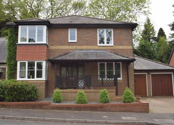 Thumbnail 4 bed detached house to rent in Winterberry Way, Caversham, Reading