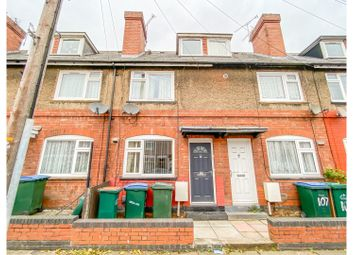 Thumbnail 3 bed terraced house for sale in Hastings Road, Coventry