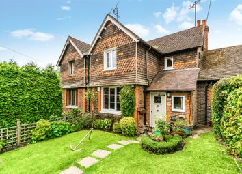 Thumbnail 2 bed property for sale in Wayside Cottage, Norwood Hill Road, Norwood Hill, Horley