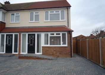 Thumbnail 2 bedroom semi-detached house to rent in Whittingstall Road, Hoddesdon