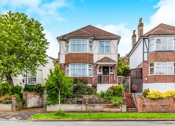 Thumbnail 3 bed detached house for sale in Tivoli Crescent, Brighton