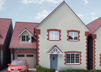 "Thumbnail 4 bed property for sale in ""The Monksfield"" at Coxwell Road, Faringdon"