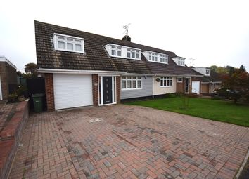 Thumbnail 3 bed semi-detached house for sale in Barryfields, Braintree, Essex