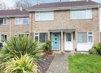 Thumbnail 2 bed terraced house for sale in Hewitt Road, Poole