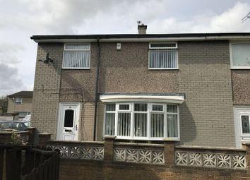 Thumbnail 3 bed terraced house for sale in Scarborough Parade, Lukes Lane, Hebburn