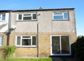Thumbnail 3 bed semi-detached house for sale in Beech Court, Bargoed, Caerphilly