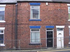 Thumbnail 2 bed terraced house to rent in Farnecombe Terrace, Evenwood, Bishop Auckland