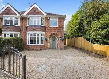Thumbnail 3 bed semi-detached house for sale in Crake Avenue, Grimsby