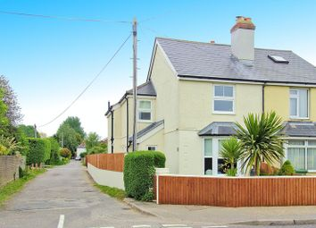 Thumbnail 3 bed semi-detached house for sale in Pottery Lane, Nutbourne