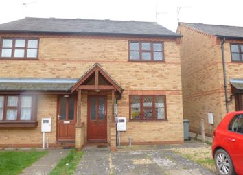 Thumbnail 2 bed semi-detached house for sale in Burghley Court, Bourne