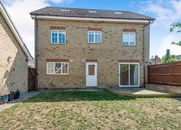 Thumbnail 6 bed detached house for sale in Bogarde Drive, Wainscott, Rochester, Kent