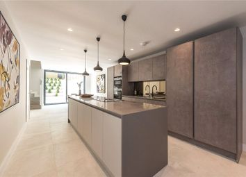 Thumbnail 4 bed end terrace house for sale in The Fortis Collection, 35 Eastern Road, London