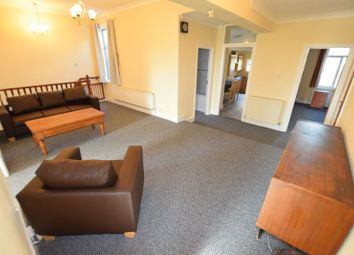 Thumbnail 4 bed flat to rent in South Ealing Road, London