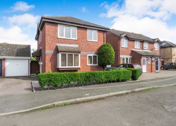 Thumbnail 3 bed detached house for sale in Balmoral Way, Eynesbury, St. Neots
