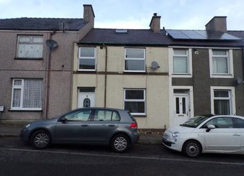 Thumbnail 3 bed terraced house for sale in Snowdon Street, Penygroes, Caernarfon, Gwynedd