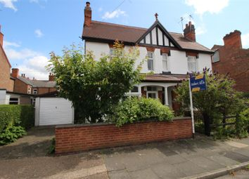 Thumbnail 4 bed semi-detached house for sale in Cromwell Road, Beeston, Nottingham