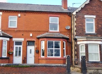 Thumbnail 3 bed terraced house for sale in Poolstock Lane, Wigan