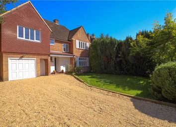Thumbnail 4 bed detached house for sale in Kingsclear Park, Camberley, Surrey