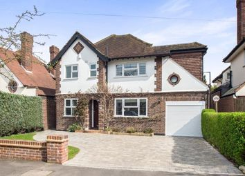 Thumbnail 5 bed detached house for sale in Hinchley Wood, Surrey