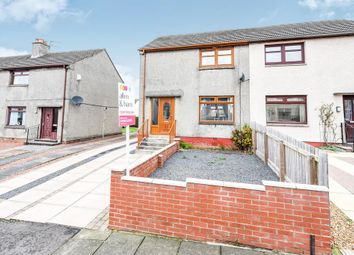 Thumbnail 2 bed semi-detached house for sale in Tinto Avenue, Kilmarnock