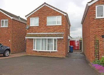 Thumbnail 3 bed detached house for sale in Marlow Road, Bolehall, Tamworth, Staffordshire
