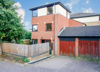 Thumbnail 3 bed town house for sale in Adelphi Street, Campbell Park, Milton Keynes