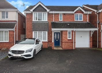 Thumbnail 4 bed detached house to rent in Woods Piece, Keresley End, Coventry