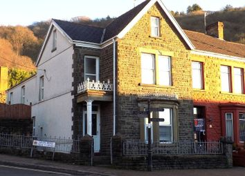 Thumbnail 4 bedroom end terrace house for sale in Neath Road, Briton Ferry, Neath