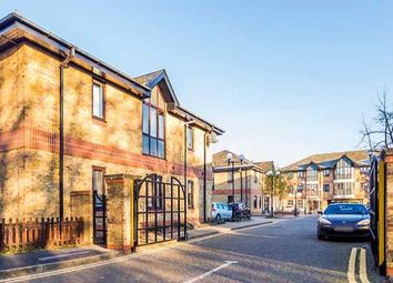 Thumbnail 1 bed flat for sale in Montrose House, Runnymede, Chertsey