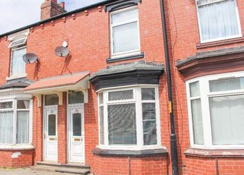 Thumbnail 3 bed terraced house to rent in Ayresome Street, Middlesbrough