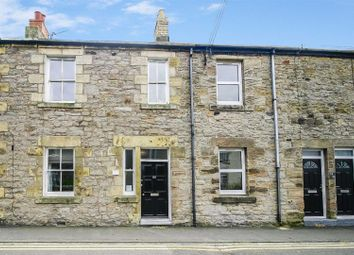Thumbnail 2 bedroom terraced house for sale in 69, Main Street, Seahouses