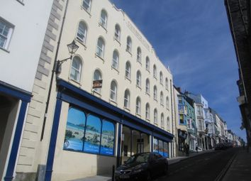 Thumbnail 2 bed flat to rent in Flat 3, Commerce House, Market Street, Haverfordwest.