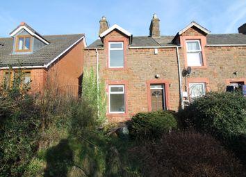 Thumbnail 2 bedroom end terrace house for sale in Grange Road, Carlisle