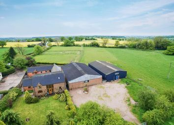 Thumbnail 4 bed barn conversion for sale in Birchley Heath, Nuneaton