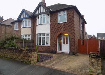 Thumbnail 3 bed semi-detached house for sale in Brooklands Drive, Gedling, Nottingham