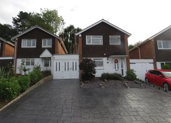 Thumbnail Link-detached house for sale in Westhill, Finchfield, Wolverhampton