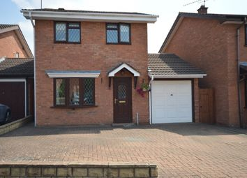 Thumbnail 3 bed detached house for sale in Broadheath Close, Droitwich