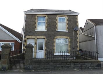Thumbnail 3 bed detached house for sale in Frampton Road, Gorseinon, Swansea, West Glamorgan