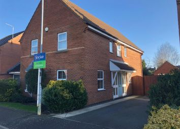 4 bed detached house for sale in Chandlers Croft, Ibstock, Leicestershire LE67
