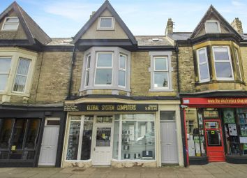 Thumbnail 4 bed flat for sale in Station Road, Cullercoats, North Shields