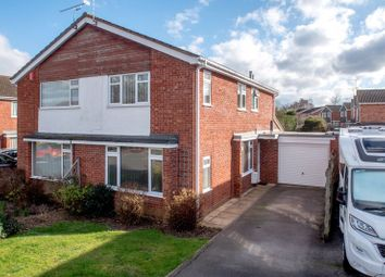 Thumbnail 3 bed semi-detached house for sale in Scafell Close, Taunton