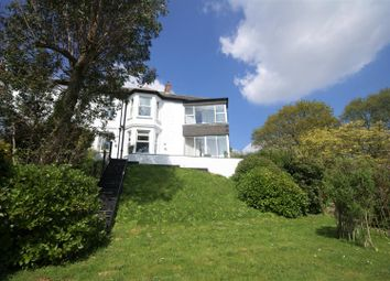 Thumbnail 4 bed semi-detached house for sale in Golant, Fowey