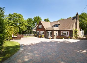 Thumbnail 5 bedroom detached house for sale in Station Road, Woldingham, Caterham