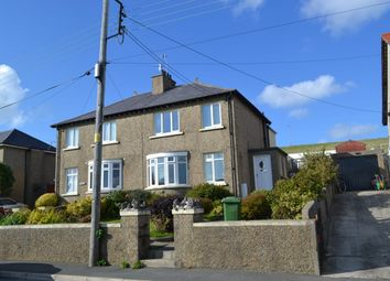 Thumbnail 3 bed semi-detached house for sale in The Chase, Ballakillowey, Colby, Isle Of Man