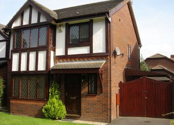Thumbnail 3 bed detached house for sale in Foxwood Drive, Kirkham, Preston