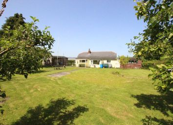 Thumbnail 2 bed detached bungalow for sale in The Saltings, Port Carlisle, Wigton, Cumbria
