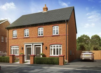 "Thumbnail 3 bed end terrace house for sale in ""Kennett"" at Nantwich Road, Tarporley"